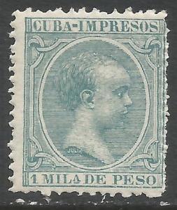CUBA P26 MNH PELON 838G-1