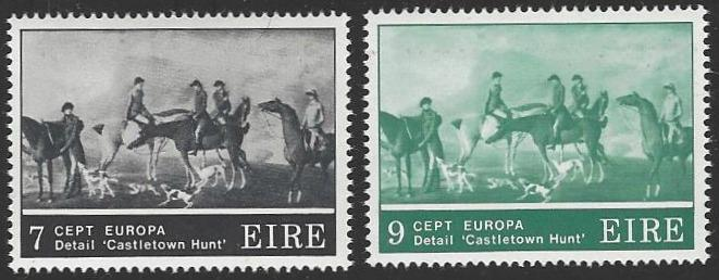 Ireland #369-370 MNH Full Set of 2