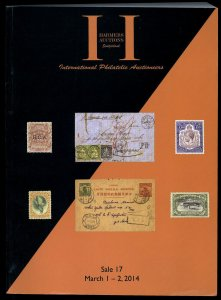 H.R. Harmer auction catalog: Sale 17 - Worldwide Sale March 1-2, 2014