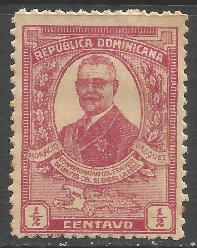 DOMINICAN REPUBLIC 249 MOG Z2808
