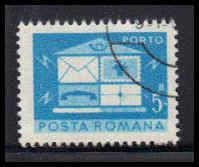 Romania Used Fine D36958