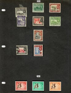 British Guiana Selection of 35 Stamps MH/MNH/Used (SCV $20.55) Starting at 5%