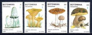 Botswana - Scott #321-324 - MNH - SCV $31