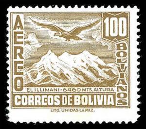 BOLIVIA C85  Mint (ID # 77381)