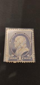 US #210 Used