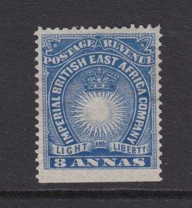 British East Africa, Sc 23 (SG 12), MHR