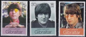Gibraltar 802-804 MNH (1999)