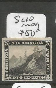 Nicaragua SC 10 MOG (5csc)