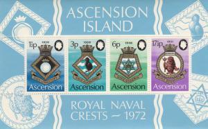 Ascension #159a MNH CV $4.50 (K459L)