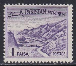 Pakistan # 129b, Khyber Pass, Mint NH