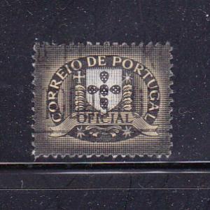 Portugal O2 Set U Official Stamp (A)