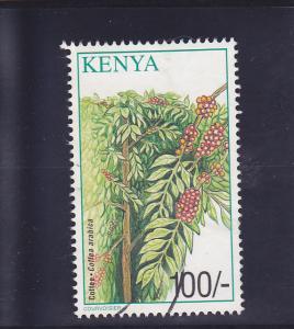 Kenya  Scott#  763  Used