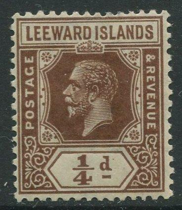 Leeward Is. #61 KGV  MNH  Scott CV. $2.50