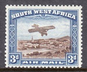 South West Africa - Scott #C5a - MH - SCV $3.00