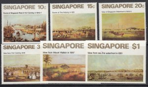 Singapore Sc 144-149, MLH