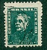 Brazil - #797  Duke of Caxias - Used