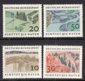 Germany 1000-1003 MNH VF