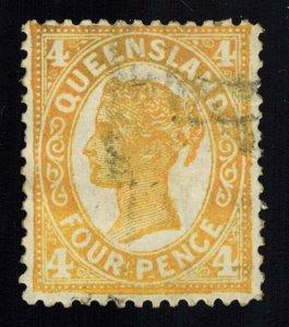 Queensland Scott 118 Used.