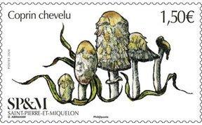 Scott #1097 Mushrooms MNH