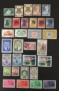 Worldwide Collection Lot-1960 World Refugee Year-MNH, See Description