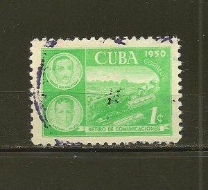 Cuba 452 Train Wreck Used