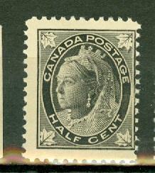 Canada 66 MNH CV $32.50