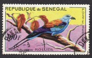 Senegal Scott C27 F to VF used.