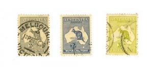 Australia Scott 45-47     [ID#433111]