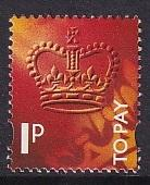 Great Britain  #J104  MNH  1994  postage due 1p