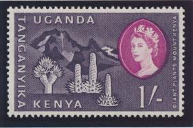 Kenya Uganda Tanganyika SG 192  Mint Never Hinged