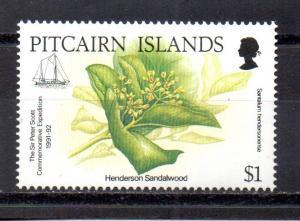Pitcairn #372 MNH