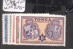 Tonga SG 97-110 MNH (9dhx)