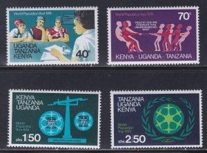 KUT MNH 296-9 Family Planning 1974