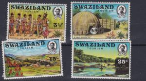SWAZILAND TOURISM  VALUES TO 25C  MH