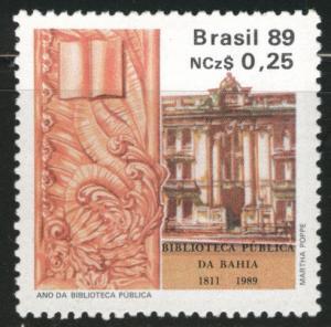 Brazil Scott 2162 MH*  Stamp