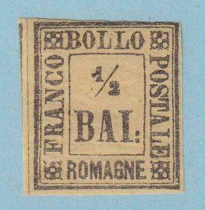 ITALY - ROMAGNA 1  MINT HINGED OG * NO FAULTS EXTRA FINE!