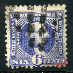UNITED STATES SC# 115 USED AS SHOWN