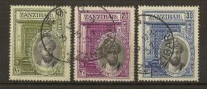 Zanzibar 1936 Harub Jubilee Fine Used