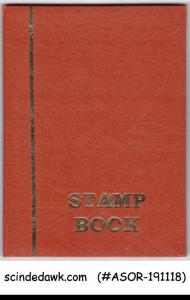 COLLECTION OF AUSTRIA 1912-1935 STAMPS IN SMALL STOCK BOOK