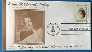 Justice (Social Justice) 1926 Edna St. Vincent Millay