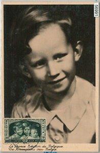 56991 - BELGIUM - POSTAL HISTORY: MAXIMUM CARD 1936 - ROYALTY