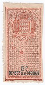(I.B) Monaco Revenue : Effets de Commerce 5c
