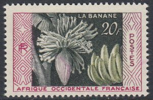 French West Africa 78 MNH - Bananas