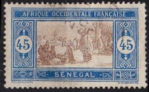 SENEGAL [1914] MiNr 0064 ( O/used )