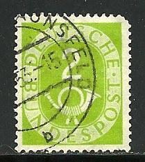 Germany # 670, Used