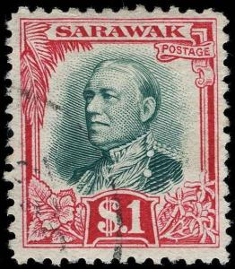 Sarawak Scott 94-108 Gibbons 91-105 Used Set of Stamps
