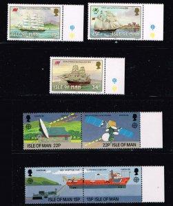 UK STAMP Isle of Man Stamp MNH Stamp COLLECTION LOT #L2