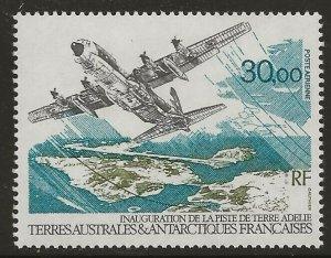 French Southern & Antarctic Territory (1993) - Scott # C127, MNH