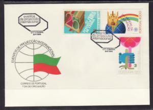 Portugal 1597-1599 U/A FDC