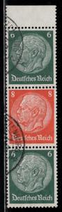 Germany Scott # 419 (2), 420, used, se-tenant, Mi # S160